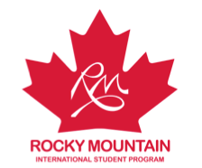 Rocky Mountain International Student Program